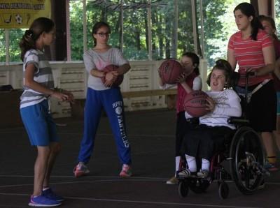 yachad in wheelchair